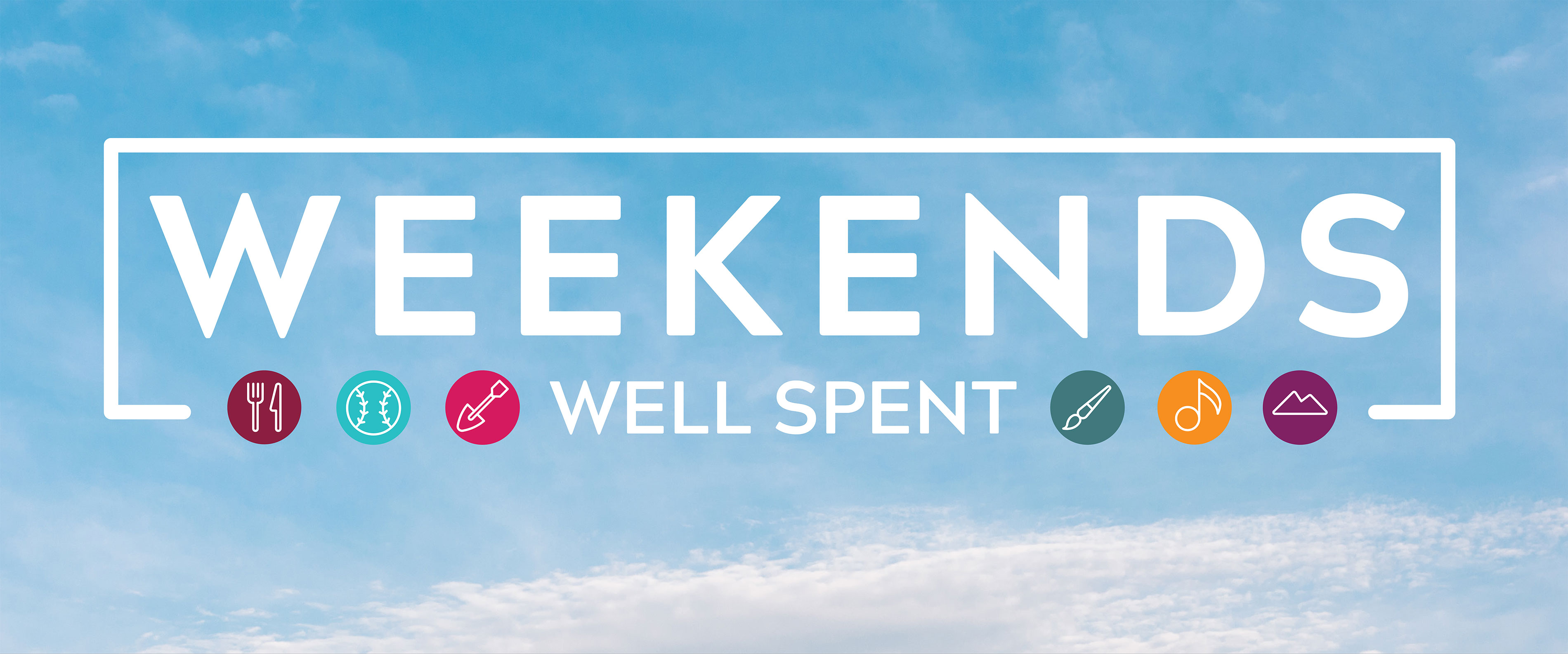 weekends well spent logo